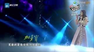 getlinkyoutube.com-Champion 中国好声音冠军 The Voice of China S3 Champion - 张碧晨 Zhang Bi Chen 串烧Compilation