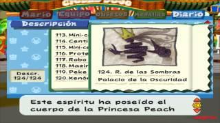 getlinkyoutube.com-Paper Mario: La puerta milenaria 100% Paper Luigi, recetas, medallas y más (34/34)