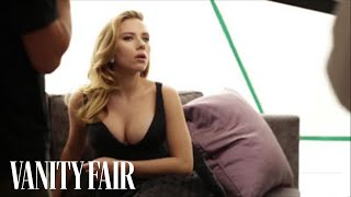 getlinkyoutube.com-More Proof Scarlett Johansson is Perfect Looking - Vanity Fair