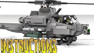 getlinkyoutube.com-How to Build AH-1Z VIPER (SUPER COBRA)