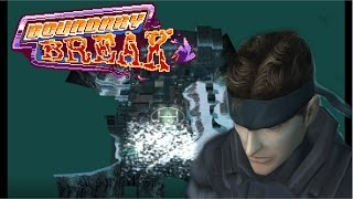 getlinkyoutube.com-Off Camera Secrets | Metal Gear Solid: Twin Snakes - Boundary Break