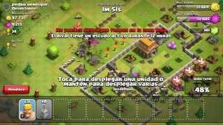 """getlinkyoutube.com-""""¡AYUNTAMIENTO NIVEL 4!"""" - Empezando de Nuevo #8 - Clash of Clans Español"""
