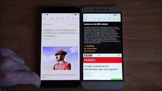 getlinkyoutube.com-MEIZU MX5 VS LETV 1S X500