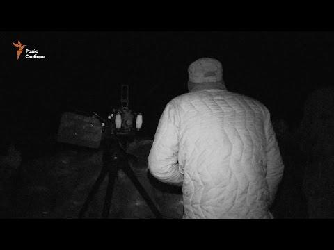 «Наблюдай-спостерігай»: наши бойцы рассказывают об обстановке на фронте в Зайцево.