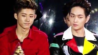 getlinkyoutube.com-SHINee x iKON Moment (샤이니 X 아이콘) Part 2
