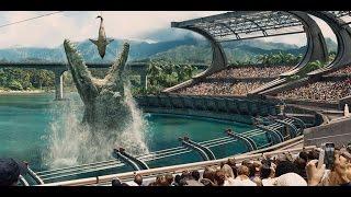 getlinkyoutube.com-Jurassic World 2: Capturing The Mosasaur?