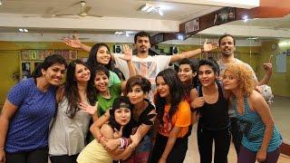 getlinkyoutube.com-Zumba Routine By Vijaya On Na Na Na Na J Star