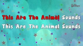 getlinkyoutube.com-Animal sound song | Animal Sound | Karaoke Rhymes