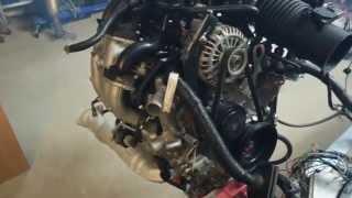 getlinkyoutube.com-Mazda RX-8 Wankel engine testing after rebuild and porting.