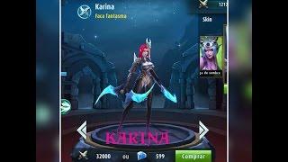 getlinkyoutube.com-Mobile Legends # 57/2 kills  com KARINA