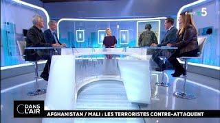 Afghanistan/Mali : les terroristes contre-attaquent #cdanslair 29.01.2017