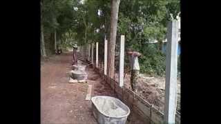 getlinkyoutube.com-ก่อสร้างรั้ว ร.ร.บ้านหนองหว้า