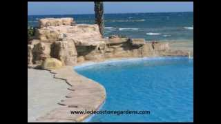 Le Decostone Gardens - YouTube