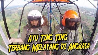 getlinkyoutube.com-Ayu Ting Ting Terbang Melayang di Angkasa