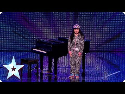 First look at Ep 7: Is Gabz the one? | Britain's Got Talent 2013