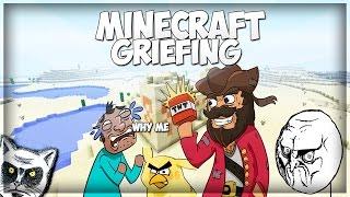 getlinkyoutube.com-Minecraft Griefing Episode 36