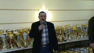 getlinkyoutube.com-UCPR festivitate premiere expo columbofila nationala Targoviste Romania 14 ian 2017 part 1