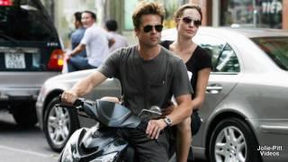 getlinkyoutube.com-Angelina Jolie & Brad Pitt - Galaxies