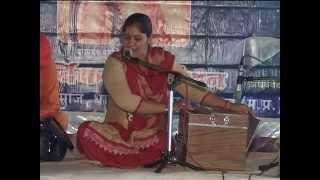 getlinkyoutube.com-ANJALI ARYA BHAJAN HD 22/2