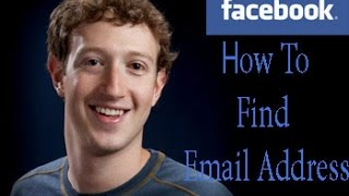 getlinkyoutube.com-How To Find Email Address From Facebook Automatically - Extract Email and UID asy