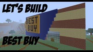 getlinkyoutube.com-Minecraft Let's Build #31 Best Buy