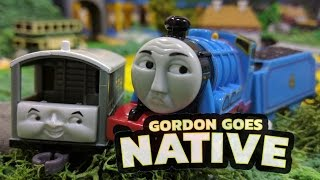 "getlinkyoutube.com-Thomas and friends ""GORDON GOES NATIVE TRAILER | Thomas Creator Collective"""