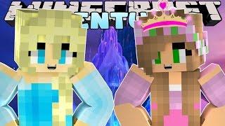 getlinkyoutube.com-Minecraft - Little Kelly Adventures : ELSAS FROZEN DISNEY PRINCESS BALL!