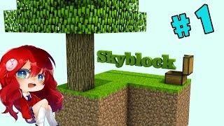 getlinkyoutube.com-[Minecraft1.7.10]ฮาร์ดคอ # 1 Skyblock เกาะลอยฟ้าที่โหดร้าย