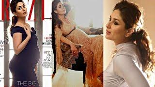 getlinkyoutube.com-Kareena Kapoor Fully Pregnant Photoshoot 2016