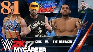 getlinkyoutube.com-WWE 2K17 My Career - Attack of the Slug (Part #81)
