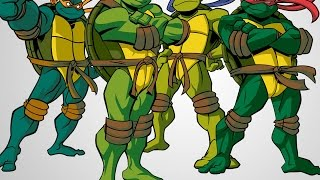 TEENAGE MUTANT NINJA TURTLES REBOOT 2016 TRAILER OFFICIAL