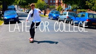 Penny Boarding: Late For College