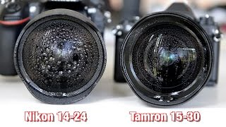 getlinkyoutube.com-Tamron 15-30mm VC FULL REVIEW - vs Nikon 14-24mm