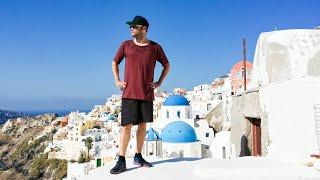 getlinkyoutube.com-BEST VIDEO of GREECE • SANTORINI (4k)