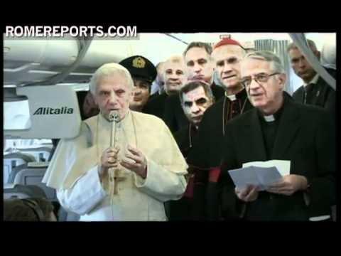 Benedict XVI may visit Mexico and Cuba in Spring of 2012