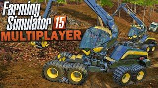 Farming Simulator 2015 Multiplayer