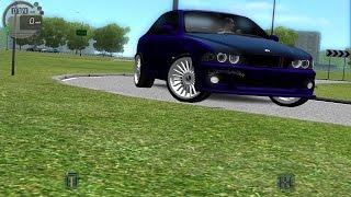 getlinkyoutube.com-City Car Driving 1.5.0 BMW M5 E39 ALPINA [G27]