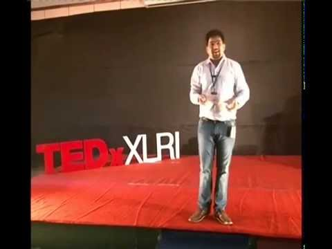 Are you a Traveler? : Kunj Sanghvi at TEDxXLRI