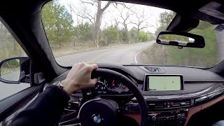 getlinkyoutube.com-2015 BMW X6 M - WR TV POV Test Drive