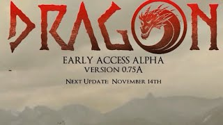 getlinkyoutube.com-Dragon The Game. Early Access Gameplay Footage Part #1
