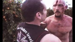 getlinkyoutube.com-FELONY FIGHTS 6 6   Nazi Lowrider gets FUCKED UP!