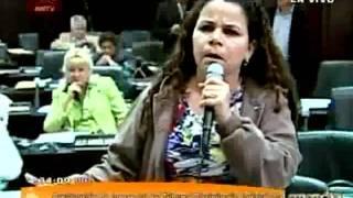 getlinkyoutube.com-Iris Varela destroza a Maria Machado en la AN.