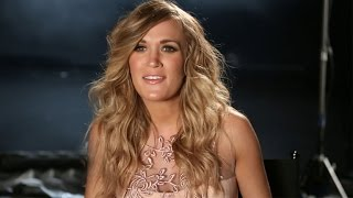 getlinkyoutube.com-Go Behind the Scenes of Carrie Underwood's Epic 'Something in the Water' Music Video