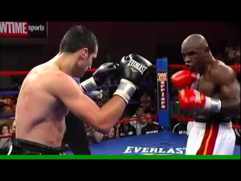 Carl Froch vs Glen Johnson - Part 2 of 4