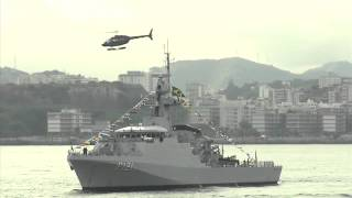 """getlinkyoutube.com-Chegada do Navio Patrulha Oceânico """"Apa"""" (24/05/2013)"""
