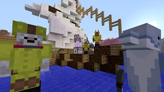 getlinkyoutube.com-Minecraft Xbox - Survival Madness Adventures - Fishing Craziness [285]