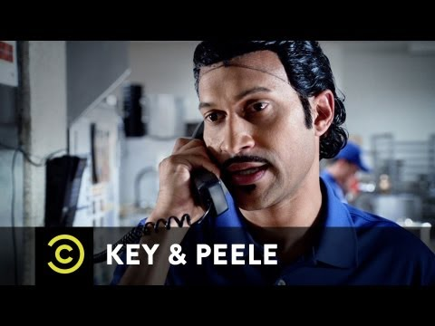 Key & Peele: Pizza Order