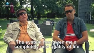Argus II - Retinal Implant - Marburg Festival - DE - short version
