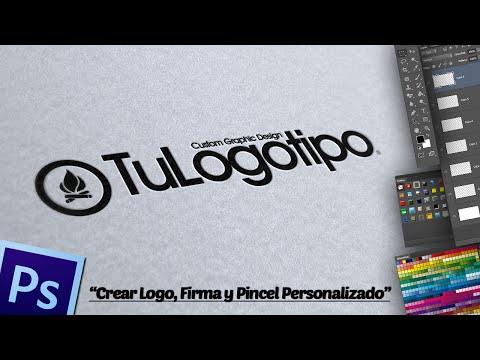 Tutorial Photoshop: Crear Firma Personalizada y Pincel.