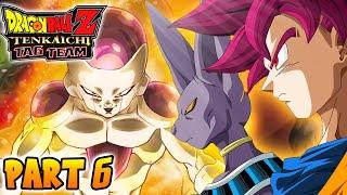 "getlinkyoutube.com-DragonBall Z: Tenkaichi Tag Team - Part 6 ""Super Frieza"" (DBZ Xenoverse Training)"